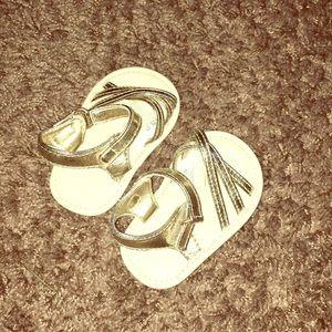 NWOT Gymboree baby sandals